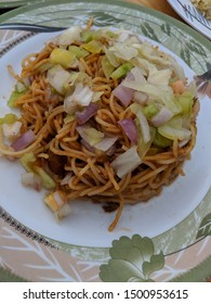 Spaghetti for lunch in Somaliland