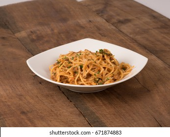 Spaghetti-All-Arrabiata
