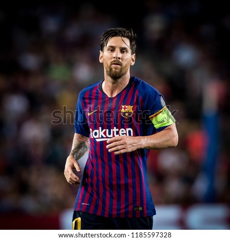 969396f846a SPAIN BARCELONA September 18 2018 Lionel Stock Photo (Edit Now ...