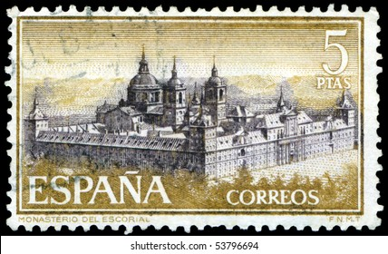Spain Stamp Images Stock Photos Vectors
