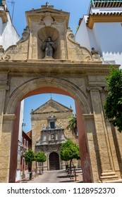 Spain, Cordoba, Europe,  LOW ANGLE VIEW OF HISTORICAL BUILDING