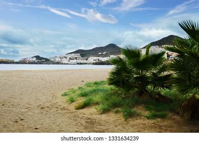 Almería in Spain, Europe