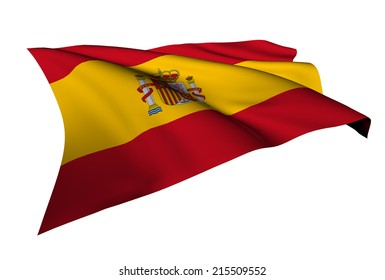 Spain flag - collection no_5