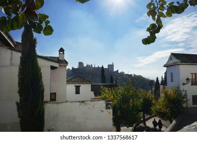 Spain - Granada and the Alhambra