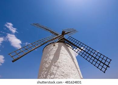 Spain, Spanish Windmill