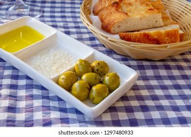 Spanish appetizer in Mallorca
