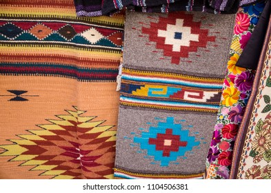 Spanish Blankets at Local Bazaar