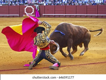 spanish bullfight