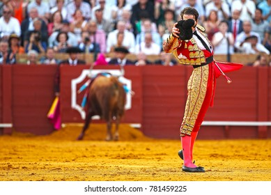 A Spanish Bullfight