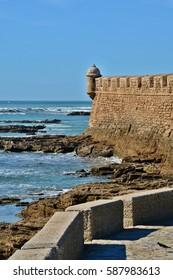 Spanish Castle Wall