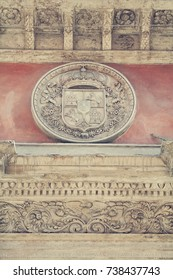 Spanish College in Bologna. Italy