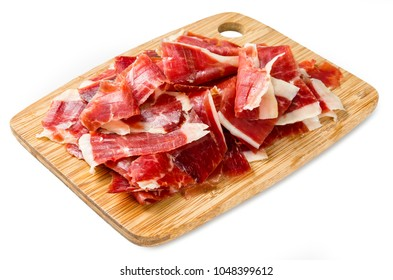 Spanish cured ham