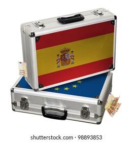 Spanish financial crisis. Financial assistance.