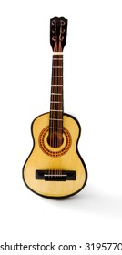spanish guitar, miniature