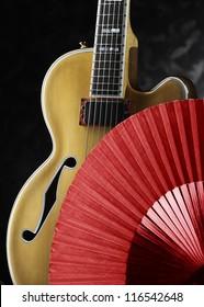 spanish jazz guitar