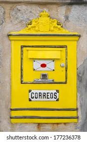 Spanish Mailbox