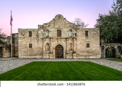 The Spanish mission era church is the most recognizable part of Alamo Plaza. An epic battle in the struggle for Texas independence was fought here in 1836.