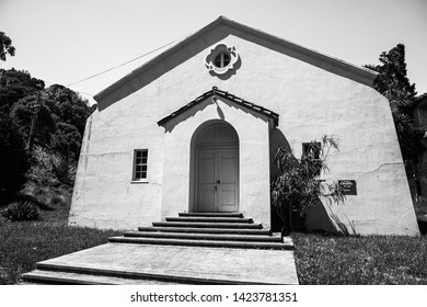 Spanish Missionary Church on Angel Island