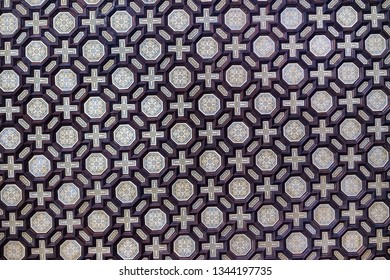 Spanish moroccan tiles