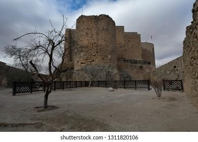 Spanish old castle