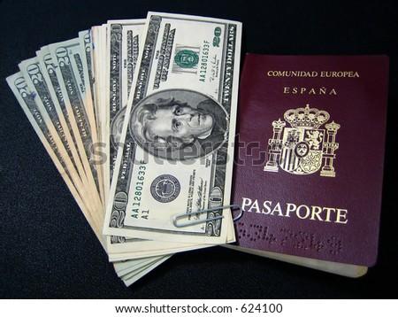 Spanish P Port And Dollars