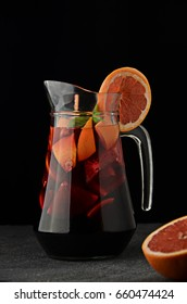 Spanish Sangria with Citrus