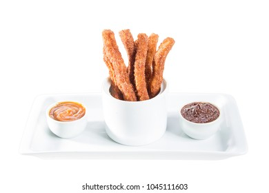 Spanish Sugar Churros