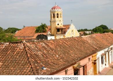 spanish village in columbia