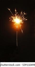 Sparkler.