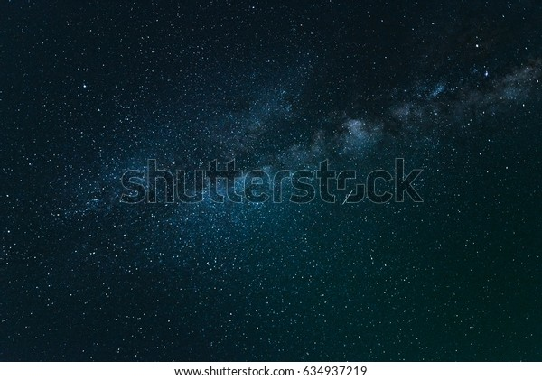 Sparkling Milky Way