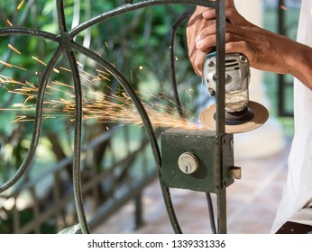 Welding Gates Stock Photos, Images & Photography   Shutterstock