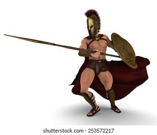 spartan stance 2