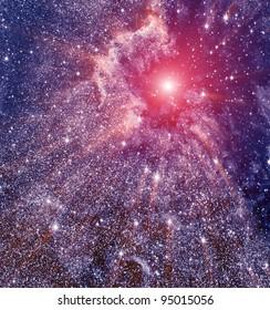 Spase nebula