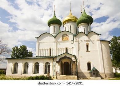 Spaso-Preobrazhensky Cathedral in Suzdal