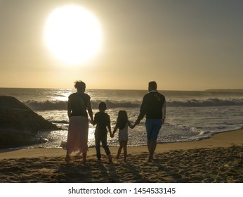 Spass im Sommer am Strand