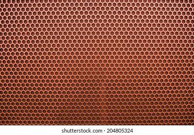 Speaker grille texture