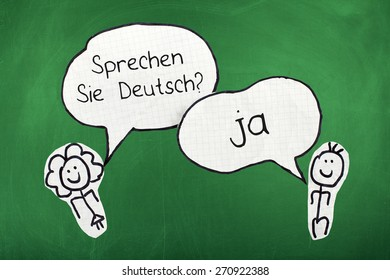 Speaking German Language