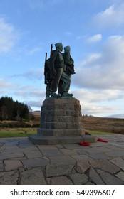 Spean bridge commando memorial.