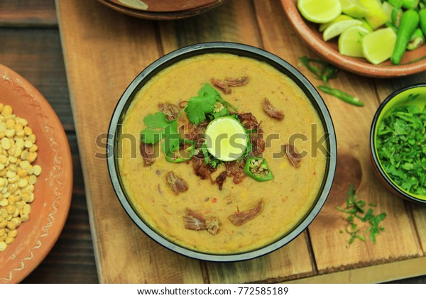 Special Beef Haleem