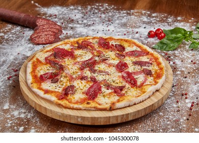 special blend pizza for menu
