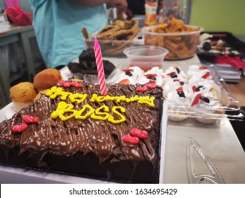 Marvelous Cake Boss Images Stock Photos Vectors Shutterstock Funny Birthday Cards Online Aboleapandamsfinfo