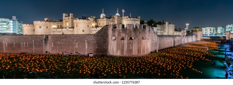 Special event Beyond the Deepening Shadow at Tower of London, United Kingdom