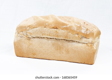 Special manufacture bread spelled flour