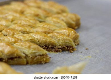 Special pastries A special dessert for the holidays especially as Ramadan evenings and other Muslim holidays, and holidays of others