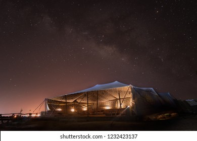 Special shot for the Milkyway over Siwa region in west Egypt