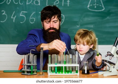 Special and unique. Genius toddler private lesson. Genius kid. Teacher child test tubes. Chemical experiment. Genius minds. Signs your child could be gifted. Joys and challenges raising gifted child