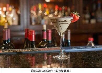 Specialty Martini - Bar Chef Creation