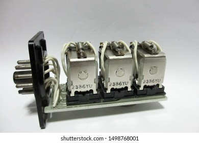 Specialty relays, There are 3 special relays in the same unit.