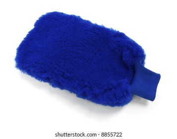 A specialty wash mitt for cleaning cars