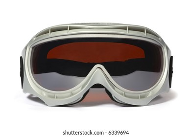 Spectacles of skiing with protection for the sun